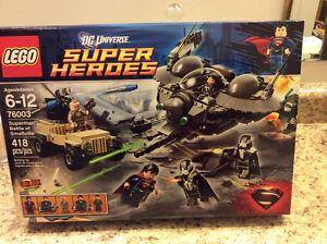 LEGO Super Heroes Superman Battle of Smallville