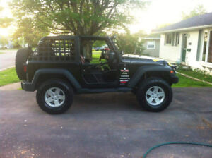 Wrangler JK Sport Pavement Princess