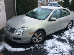 Ford fusion 2009 115000 km $2300