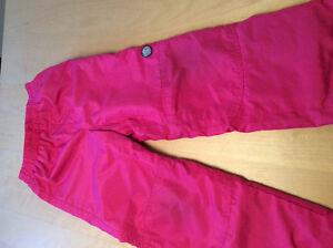pantalon d'automne tag 5T