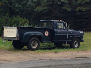 CENTENIAL EDITION 1967 FORD F250
