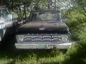 for sale or part out 1966 ford half ton