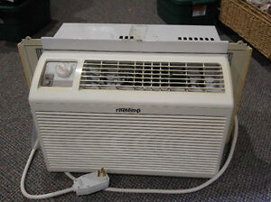 2  air conditioners $85 each