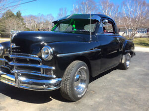 1950 Plymouth Deluxe Business Coupe for sale