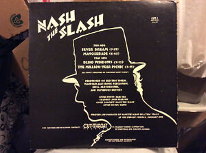 Vintage Vinyl For Sale - Nash The Slash London Ontario image 2