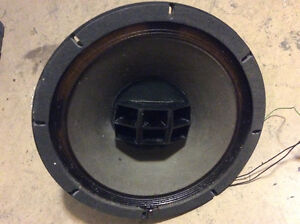 Vintage Altec 604-8G Studio monitor lodspeakers with crossovers
