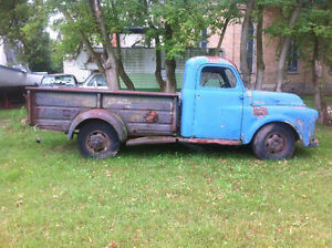 1953 Dodge Pickup Restoration Project!