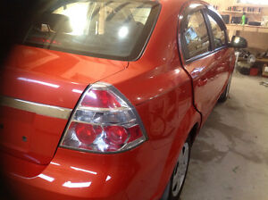 2009 CHEV AVEO LAST CALL TO BUY ONLY 1995 St. John's Newfoundland image 5