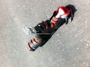 Ski Boots for Downhill with holder