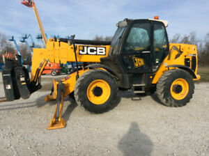 2011 JCB 550-170 Telescopic Handler