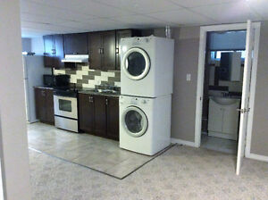 Two bed room basement for rent Separate entrance -$1000.00