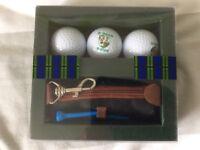 St Andrews Golf Balls Gift Set - Unopened