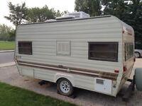 1989 Bonair 17ft camper for sale