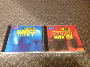 CDS-TWO DANCE MIX 92/92