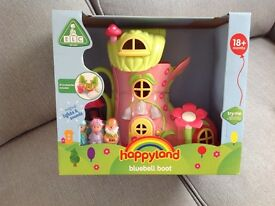 ELC HAPPYLAND FAIRYLAND BLUEBELL BOOT. EARLY LEARNING CENTRE