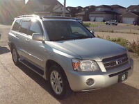 Toyota Highlander 2006 Limited SUV, Crossover