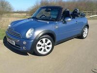 Mini Cooper Convertible....FULL LEATHER.....FULL BMW SH...SUPERB CONDITION...