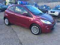 Ford Ka 1.2 2009MY Zetec **FINANCE THIS CAR**