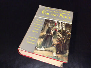 War And Peace by Leo Tolstoy (1949)