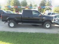 2003 Ford F-250 King ranch diesel short box