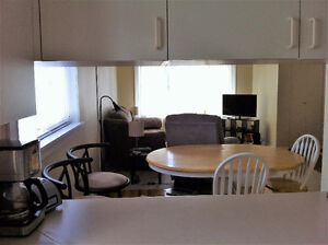 Shared accommodation available in a furnished 3BR condo near VIU