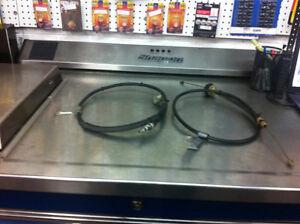 Cable De Clutch Mustang