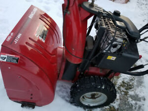 SNOWBLOWER ~27-9hp ~CRAFTSMAN ~Automatic ~Electric Start