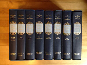 A History of England - Folio Society