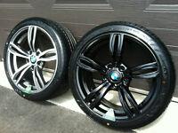 mags et pneus neufs, pour bmw serie3,z3,z4 etc...