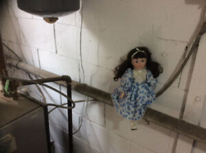Haunted doll for sale, need it gone ASAP!