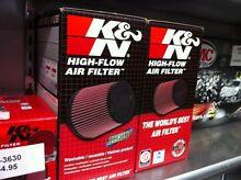 K&N pod filter to suit Yamaha sr400 and Sr500 Osborne Park Stirling Area Preview