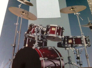 Sonor  Force 507 drum kit for $350