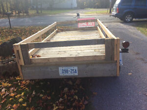Utility Trailer Kawartha Lakes Peterborough Area image 3