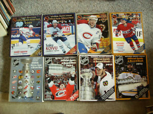 NHL OFFICIAL GUIDE AND RECORD BOOKS Cornwall Ontario image 1