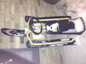 Great condition GT snow racer for sale