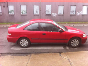 2000 Honda Civic Coupe se Coupe (2 door)