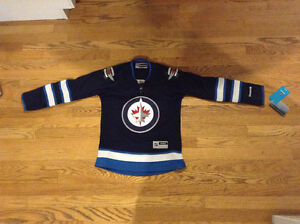 Winnipeg Jets Womens Hockey Jersey New With Tags XSmall