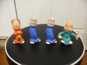 ALVIN AND THE CHIPMUNKS FIGURES Cornwall Ontario image 1