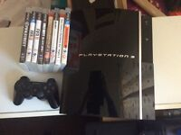 PS3 Playstation 3 for sale in good working order.