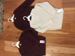 New! Carters sweaters size 5