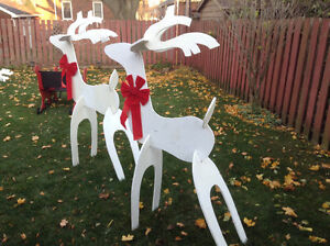 Christmas. Decorations Cambridge Kitchener Area image 1