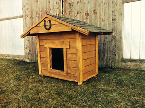 REDUCED - Lg, New Insulated Dog House