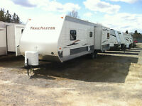Trailmaster 34.8ft in May 7 Naitonal Online Auction