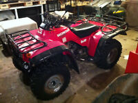 SOLD !!  Thanks Kijiji Honda 300 4X4 for sale