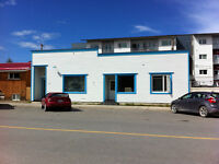 Downtown ground floor office/ retail space for lease