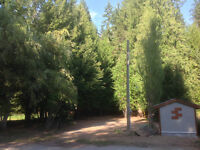 fully serviced lot, immidiate home for 1 or 2 RV's
