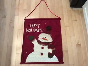 Snowman Door/Wall Hanging