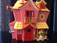 Lalaloopsy Mini Sew Sweet Playhouse