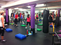 Fitness Classes, Personal Training