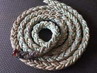 LARGE ROPE BOAT